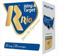 250 round Case Rio Wing and Target 2 3/4