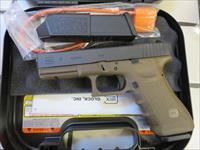 Glock 17 Gen 3 FDE Frame 17+1 NIB 9mm SALE PRICE No CC Fees G17 Gen3