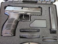 Heckler and Koch P30 V3 9mm 15+1 2 mags H&K 730903-A5 DA/SA w/Decocker NIB SALE PRICE M730903A5