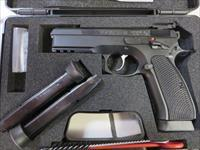 CZ 75 SP-01 Shadow Target II Custom Shop 18+1 9mm 3 mags 91760 NIB SALE