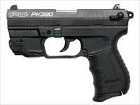 Walther PK380 With Laser 5050310 NIB Black w/laser 8+1 SALE PRICE!!