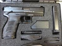 H&K P30S V3 9mm 10+1 3 mags NIB 810001143 Night Sights HK P30 Ambi-Safety DA/SA SALE PRICE