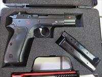 CZ 75 B 9mm Cold War Commemorative 75B 2 mags 91116 16+1 NIB RARE