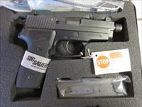 Sig Sauer P225 A1 9mm Threaded Barrel SRT Trigger P225-A1 G10 Night Sights NIB RARE 225A-9-BSS-CL-TB SALE PRICE