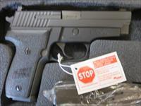 Sig Sauer M11-A1 9mm 15+1 3 mags NIB M11 Tritium Night Sights P228 No CC Fees SALE