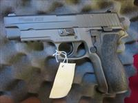 Sig Sauer P226 9mm 15+1 FACTORY CERTIFIED USED EXCELLENT CONDITION 226 2 mags No CC Fees MADE IN GERMANY RARE