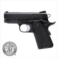 "Smith & Wesson Pro Series PC 1911 9mm Sub-Compact 178053 NIB 8+1 3"" SW1911 Performance Center"