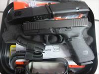 Glock 19 Gen4 15+1 3 mags NIB PG1950433FS Front Serrations Steel Sights G19 SALE PRICE
