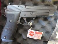 Sig Sauer P220 Factory Certified USED Excellent Condition CPO RARE MADE IN GERMANY .45 2 mags P220R