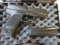 H&K USP9C V1 9mm DA/SA 13+1 2 mags NIB SALE PRICE USP USP9 Compact 81000329