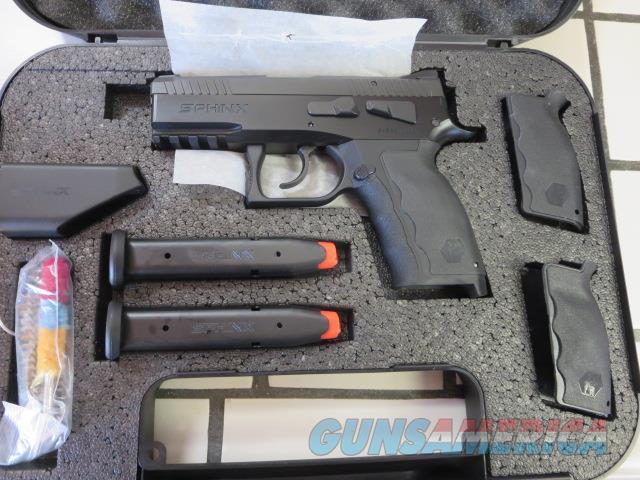KRISS Sphinx SDP Compact Alpha 9mm 15+1 NIB S4-WWSXX-E011 Rare SALE