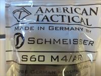 ATI S60 5.56/.223 60 round AR-15 Magazine 3-PACK Made in Germany NIB