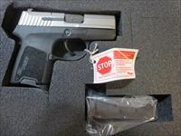 Sig Sauer P290RS .380 2-Tone Tritium Night Sights 2 mags NIB SALE PRICE