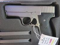 Kahr K40 .40 Stainless NIB K4043A 4 Mags !! CA APPROVED SALE PRICE