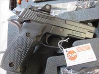 Sig Sauer P226 9mm SAO 10+1 226R-9-BSE-SAO-RX RX Elite Romeo 1 Tritium Night Sights 2 mags No CC Fees SALE PRICE