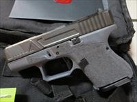 Agency Arms Glock 26 Gen4 9mm 10+1 Hybrid Special Full Build NIB G26 Gen 4 Grey In Stock No CC Fees RARE RMR cut