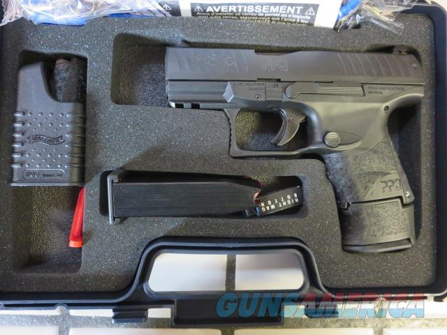 Walther PPQ 9mm Sub Compact 3 5