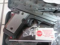 Sig Sauer P938 9mm W/Laser and 2 magazines NIB 938-9-B-GRY-AMBI-L SALE PRICE