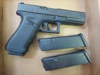 Glock 22 Gen3 .40 15+1 3 mags Tritium Night Sights USED VG Condition G22 Gen 3 SALE