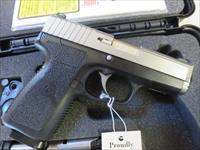 Kahr P9 9mm KP9093NA with Night Sights 3 mags NIB SALE PRICE No CC Fees