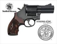 "Smith & Wesson Model 586 L-Comp 3"" Black Finish .357 MAG, 7 Round Capacity (Performance Center)Talo Limited Edition- SHIPS FOR FEE! NO CREDIT CARD FEES!"