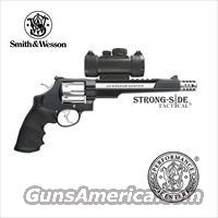 "Smith & Wesson Model 629 Hunter 7.5"" .44 Magnum, 6 Round Capacity w/red dot sight (Performance Center)"