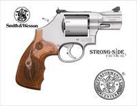 "Smith & Wesson Model 686 PLUS 2.5"" Stainless Steel .357 MAG, 7 Round Capacity (Performance Center) Model # 170346 *FREE SHIPPING, NO CREDIT CARD FEES"
