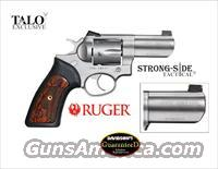 "RUGER GP100 WCGP .357 MAG  3"" STAINLESS LIMITED EDITION MODEL 1752   *Only 3000 made, getting hard to find (ships for FREE, no Credit Card FEES)"