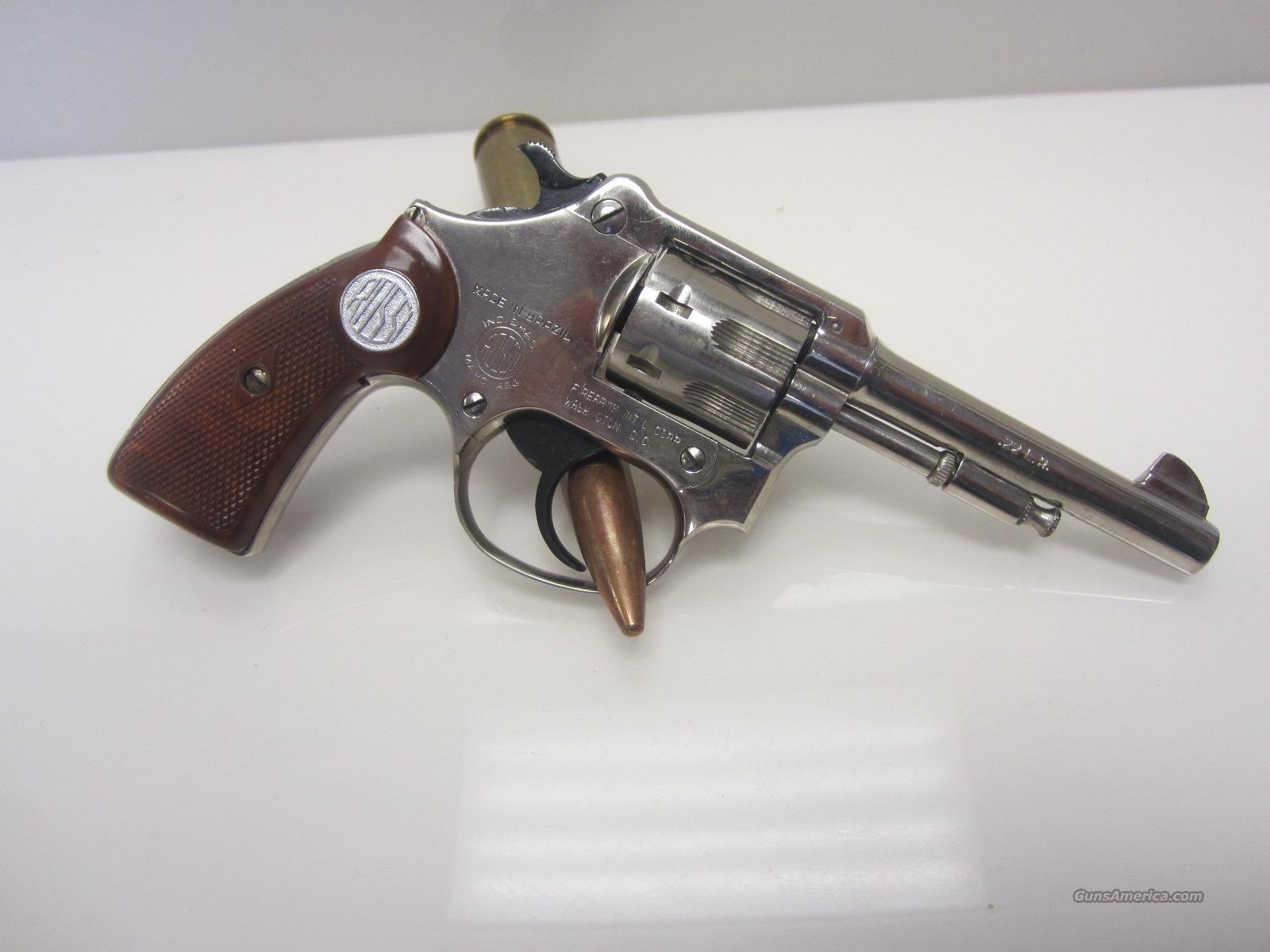 Rossi Princess 22LR Revolver Model 13