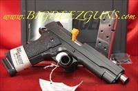 Sig Sauer 1911 XO BLACK NITRON 45ACP 1911-45-B-XO TACTICAL BLACK NON RAIL CONTRAST FREE SHIPPING NO FEES
