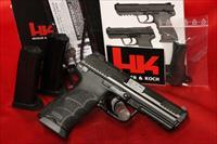 HK HK45 V7 LE LEM 45acp 3 10 ROUND MAGS NIGHT SIGHTS 45 745007LE-A5