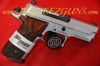 Sig Sauer P229 STAINLESS ELITE 40S&W E29R-40-SSE SRT ROSEWOOD