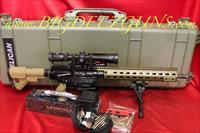Heckler & Koch HK MR762A1 LRP LONG RIFLE PACKAGE SNIPER RIFLE 7.62x51 NATO HARD TO GET