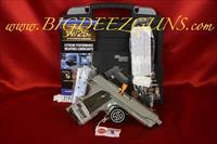 Sig Sauer 1911 TRADITIONAL COMPACT STAINLESS 1911TCO-45-SSS .45ACP
