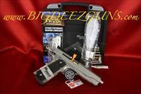 Sig Sauer 1911 TRADITIONAL MATCH ELITE STAINLESS .40S&W 1911T-40-SME 8 ROUND