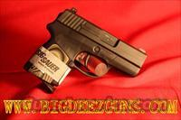 Sig Sauer P290RS ENHANCED 9MM RESTRIKE 2 MAGAZINES AND HOLSTER 290RS-9-E-BLKGRN