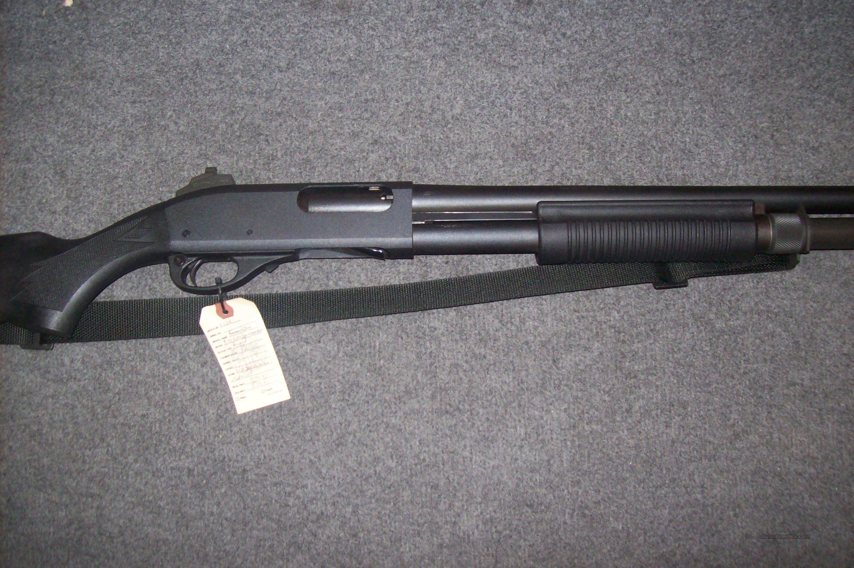Remington 870 / Wilson Combat 12 Gauge Pump Shotgun