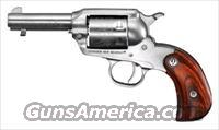 "Ruger Bearcat Shopkeeper 3"" Birdshead 22lr Lipseys Exclusive 0915"