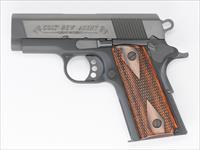 Colt 1911 New Agent Defender 45acp FREE 90 DAY LAYAWAY CT7810D 098289041937