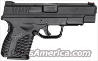 "Springfield XD-S 4"" 9mm 4.0 XDs New Model FREE LAYAWAY XDS9409B"