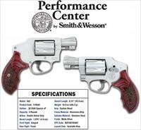ith & Wesson 642 Performance Center Talo Exclusive 170348 022188703481