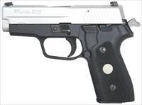 Sig Sauer 225 Two Tone 9mm FREE 90 DAY LAYAWAY & FREE SHIPPING 225A-9-TSS-CL P225-A1