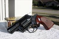 Colt Detective Special Blue W Original Box/Papers NICE!!