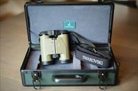 Swarovski SLC 8x30 Habicht Binoculars - Excellent Condition - CASE + EXTRAS