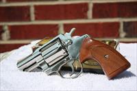 Colt Detective Special Bright Nickel 3rd issue - EXCELLENT