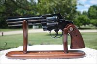 "Colt Python 6""blue early 60's All Original Nice Gun!"