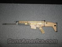 FNH SCAR 17 S 308 FDE 20RD '' Free shipping'' lower 48  '' No credit card fee's''