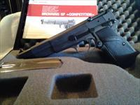 Rare Browning Competition, high power 9mm