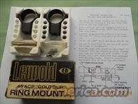 "LEUPOLD .45 ACP ""GOLD CUP"" RING MOUNT 1"""