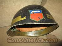 CIVIL  Defence HELMET LINER ARMY'S 76 DIVISION